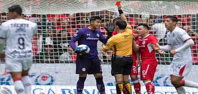 ¿Qué le dijo Alfredo Talavera a César Ramos?