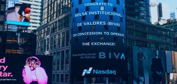 BIVA quiere 20% del mercado en este año