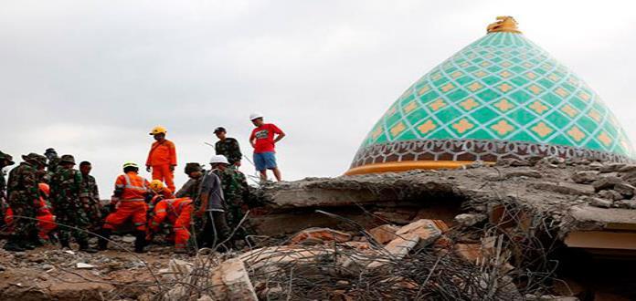 Indonesia, ansiosa por reconstruir mezquitas tras sismo