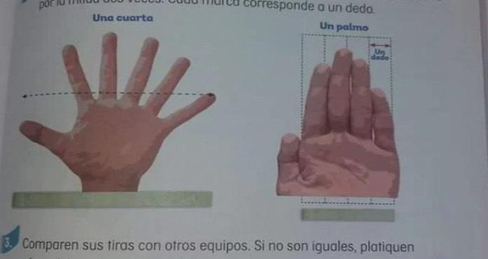 Pide SEGE a maestros de primaria explicar a alumnos potosinos el error de los seis dedos