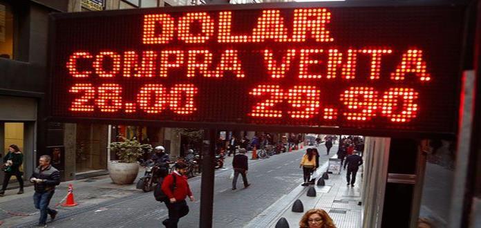 El precio argentino sufre fuerte depreciación