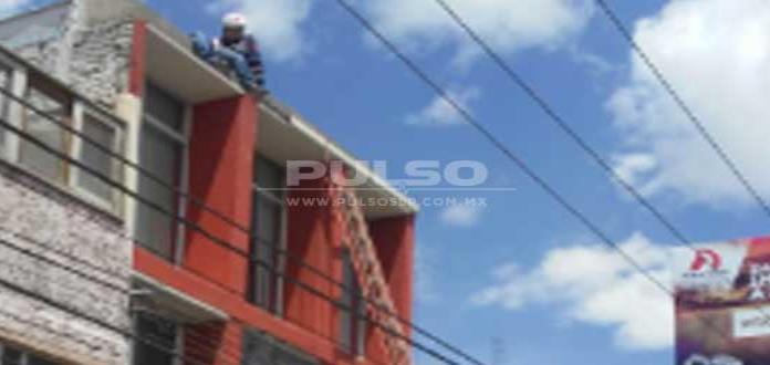 Fallece trabajador tras electrocutarse en un negocio de la carretera 57