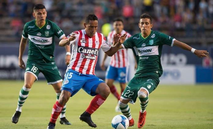 Atlético de San Luis empata sin goles ante el Zacatepec en el Lastras