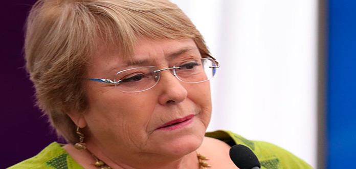 ONU aprueba a Bachelet