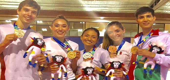 Responde taekwondo mexicano en los JCC