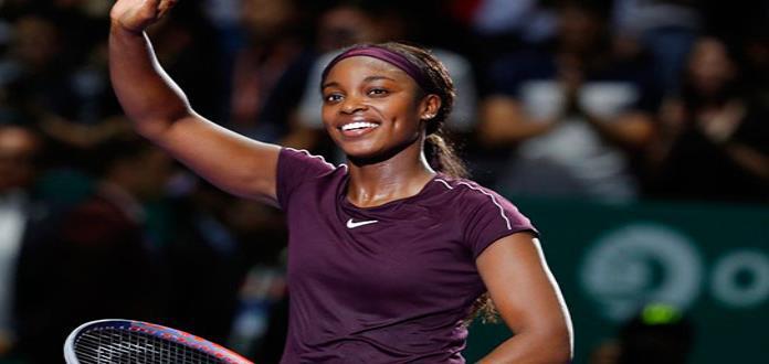 Stephens vence a Osaka segunda jornada de Final de la WTA