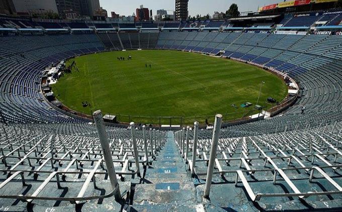 Estadio Azul Seria La Casa Del Atletico Capitalino
