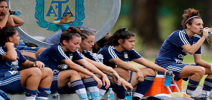 Resultado de imagen para Futbolistas argentinas