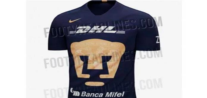 Se filtra el posible tercer uniforme de Pumas para el Clausura 2019 2cab63d735e76