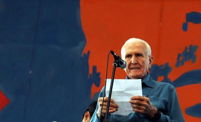 Muere a los 95 años el Gallego Fernández, héroe de la Revolución cubana