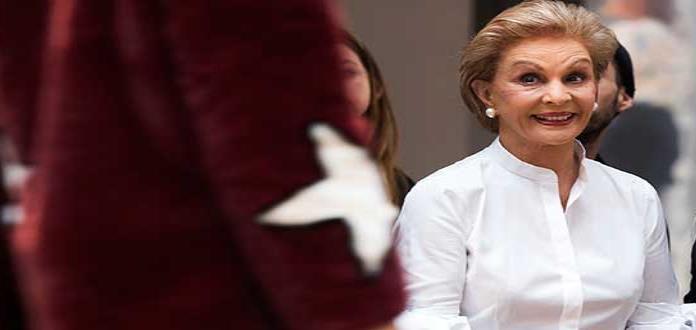 Carolina Herrera, el ícono de la moda, cumple 80 años
