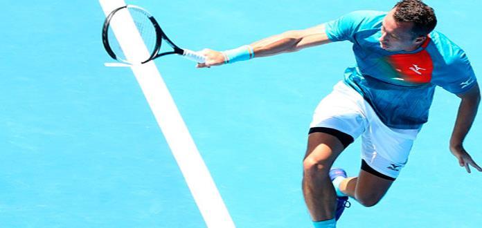 Definidas las semifinales de tenis del ASB Classic
