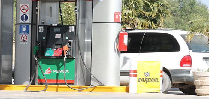 Limitan venta de gasolina a  foráneos