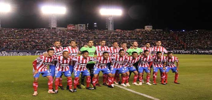 Atlético San Luis se medirá ante Jaiba Brava del Tampíco, en Ascenso MX
