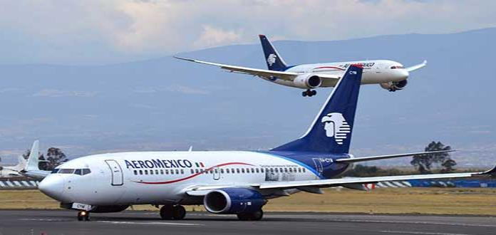 Liberan en Oakland a pasajeros de Aeromexico tras incidente en vuelo procedente de Guadalajara