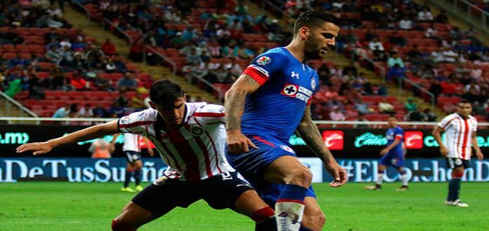 Cruz Azul y Chivas ponen el color en la fecha 2