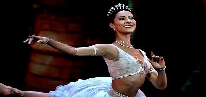 Elisa Carrillo, un rostro de la danza