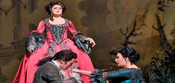 """""""Adriana Lecouvreur"""" se transmitirá en el Auditorio Nacional"""