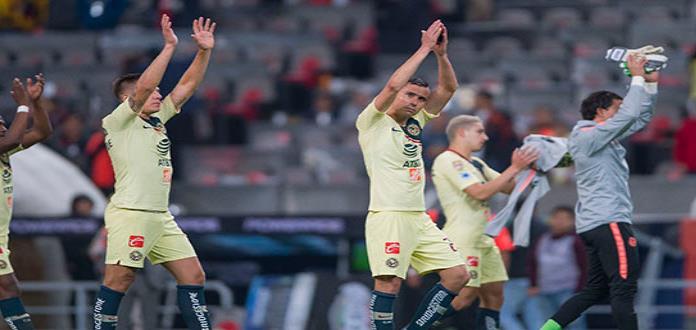 América debuta en el Clausura 2019 con triunfo sobre el Atlas