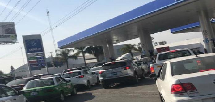 Guanajuato confirma compra de gasolina