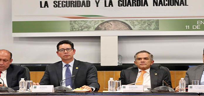 Piden al Congreso mando civil para Guardia Nacional