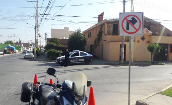 Por obras, modifican circulación en calle aledaña al distribuidor Juárez