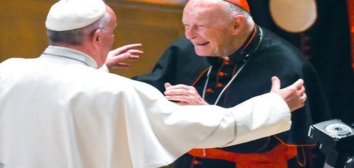 Acusador del ex cardenal McCarrick coopera con autoridades de Nueva York en casos de abusos