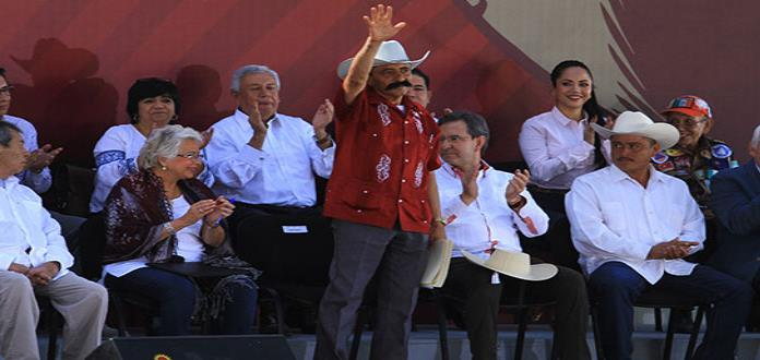 Pide nieto de Zapata a AMLO cancelar proyecto de termoeléctrica