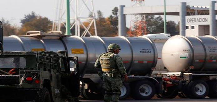Refuerzan seguridad en instalaciones estratégicas de Pemex