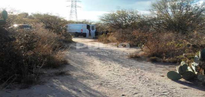 Localizan cadáver cerca de la carretera al Aeropuerto Ponciano Arriaga