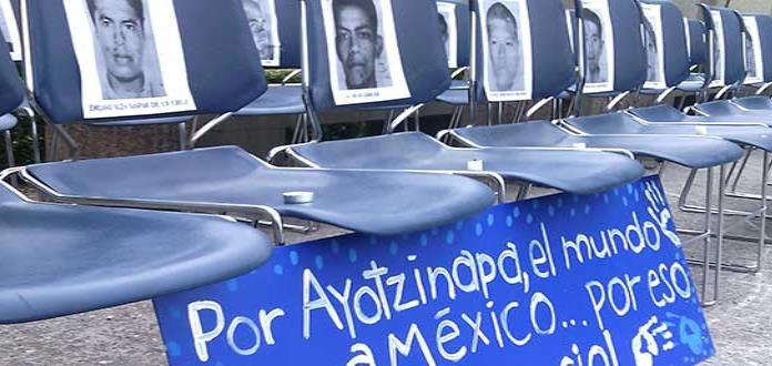 Juez ordena investigar responsabilidad de funcionarios en caso Ayotzinapa