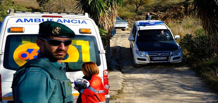 Buscan a niño que cayó a un pozo en España
