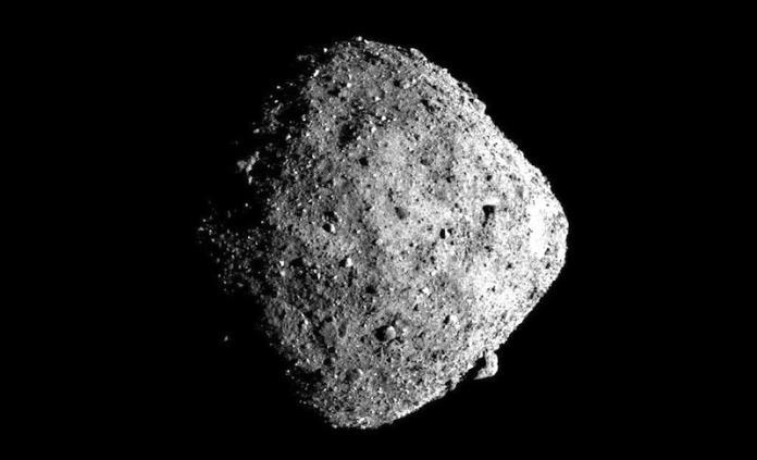 La nave OSIRIS devela algunos secretos del asteroide Bennu