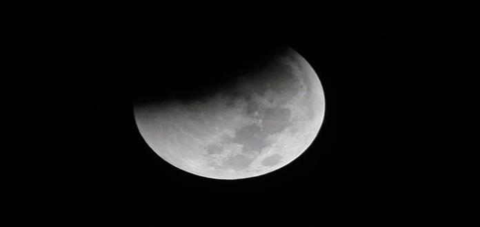 Apps para captar el eclipse de Luna