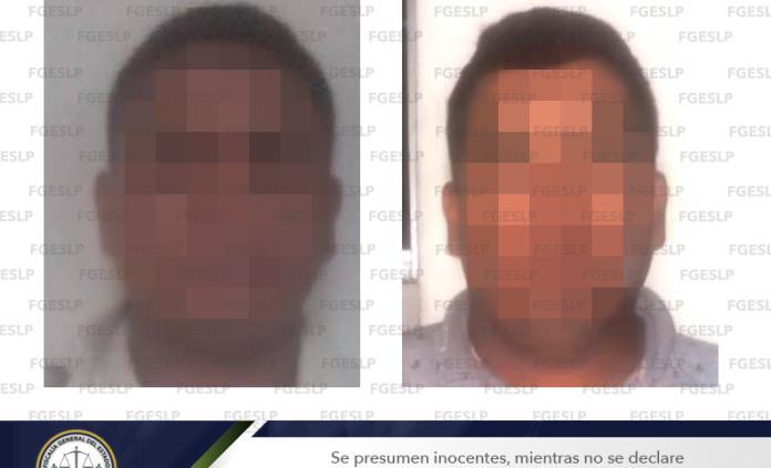 Dan prisión preventiva a dos presuntos secuestradores