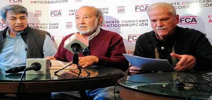 Molesta nombramiento  de García Valdez al FCA