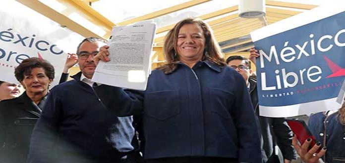 Margarita inicia camino  para fundar su partido