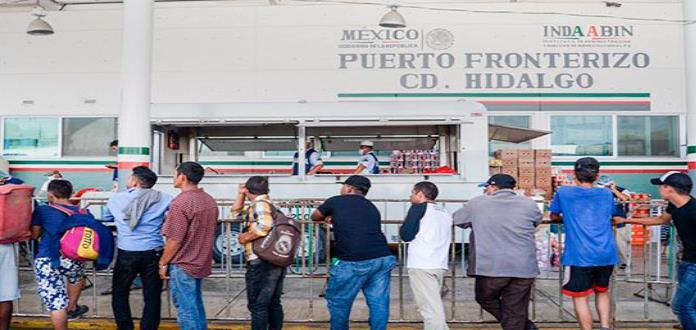 Más de 10 mil migrantes buscan entrar en México solicitando asilo