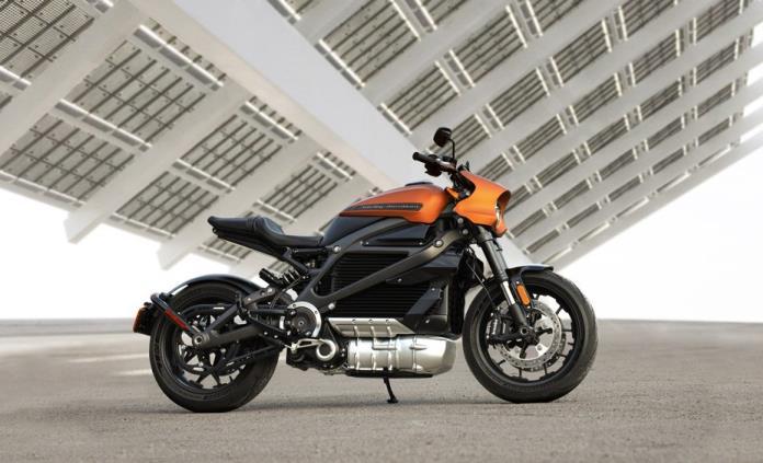 Harley Davidson presenta  conceptos de motocicletas eléctricas