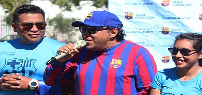 Concluye festival Futbol Net México