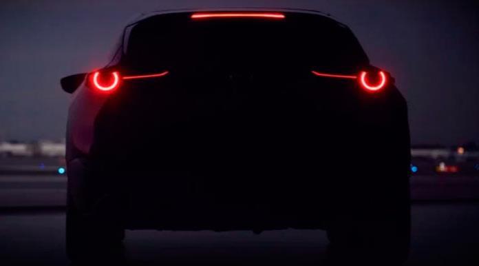 Mazda ofrece un adelanto de su nueva SUV