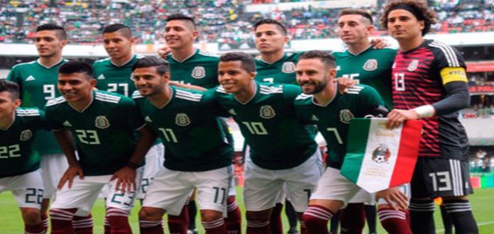 84ad74613 México mantiene el lugar 17 en primer ranking FIFA 2019