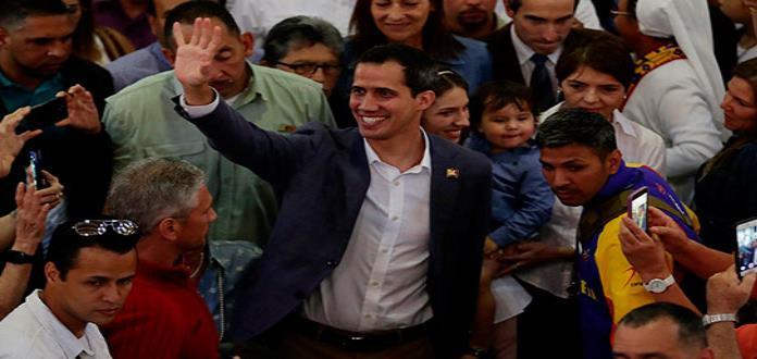 Guaidó reconoce habrá posibles enfrentamientos