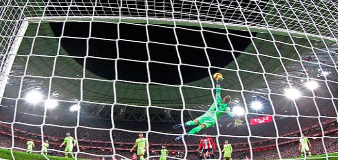 André ter Stegen rescata empate para Barcelona