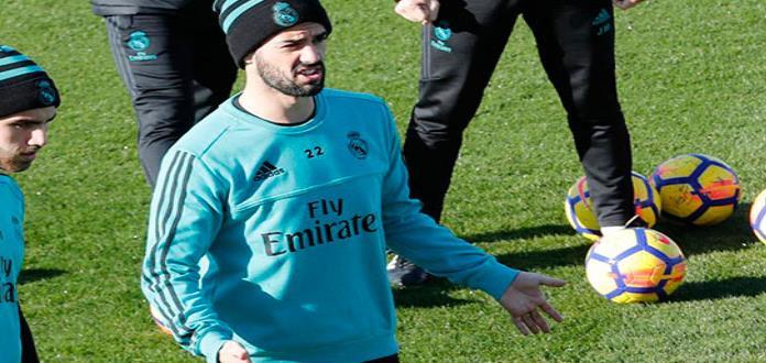 Real Madrid pierde a Isco Alarcón por lesión