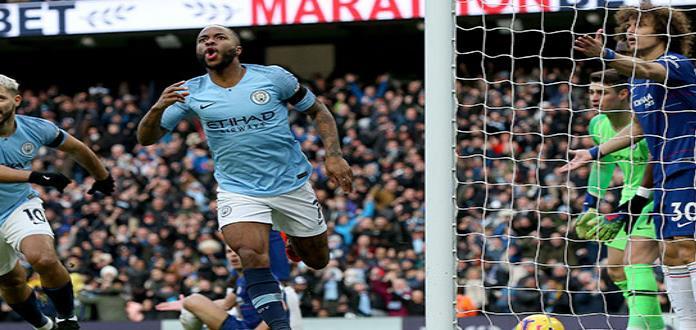 Manchester City humilla  al Chelsea