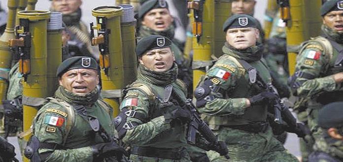 Guardia Nacional no es detonador militar: Monreal