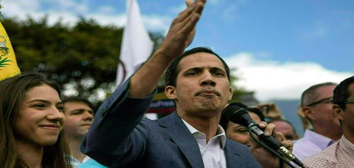 Abren investigación sobre patrimonio de Guaidó