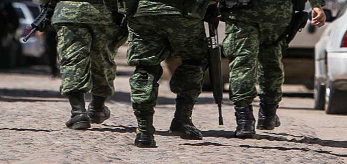 Comparan Guardia Nacional de México con modelo venezolano