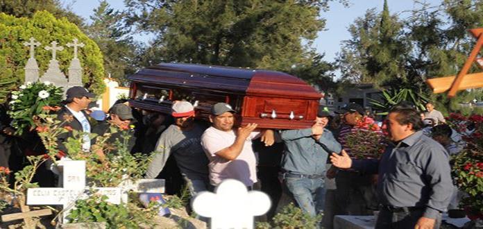 Superstición impide ocupar extensión de cementerio en Tlahuelilpan